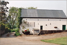 The Granary  Exterior Farm Yard